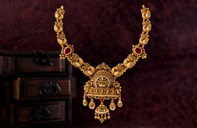 Buy Gold Necklace at Krishna Jewellers